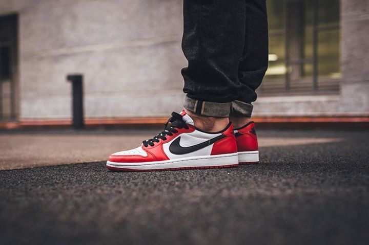 Did you grab a pair of the Air Jordan 1 Retro Low Chicago. Available now.  http://ift.tt/243JyQd