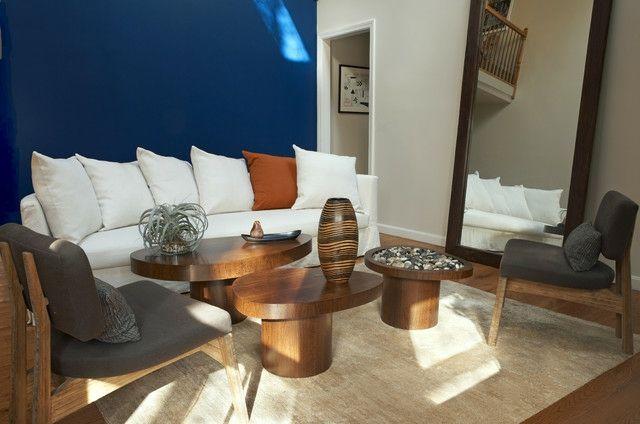 Farben für Wohnzimmer \u2013 55 tolle Ideen für Farbgestaltung #gelb