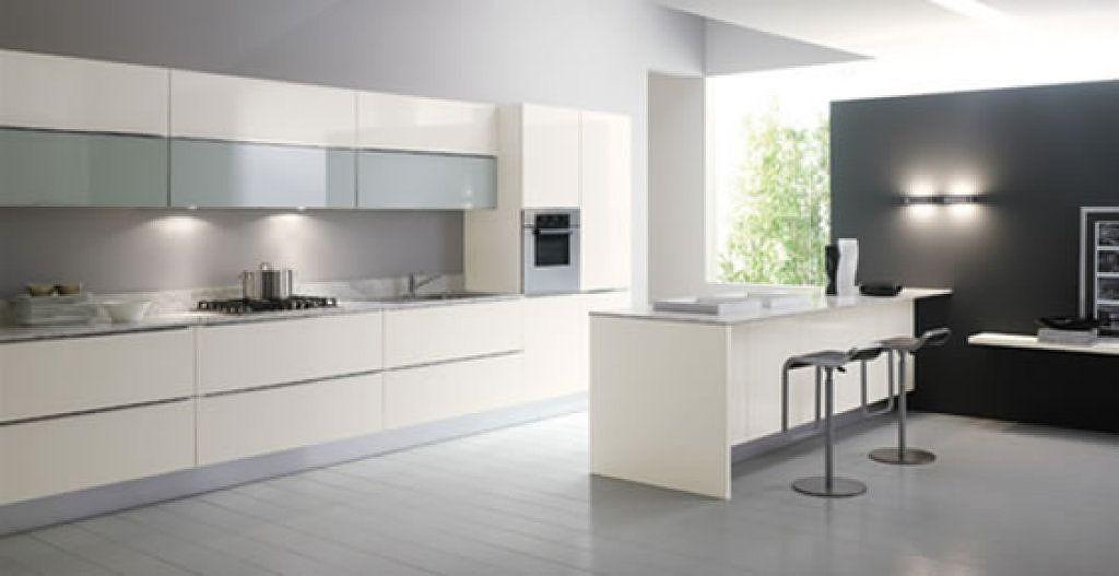 Cocinas blancas y modernas inspiraci n de dise o de for Cocinas modernas blancas precios