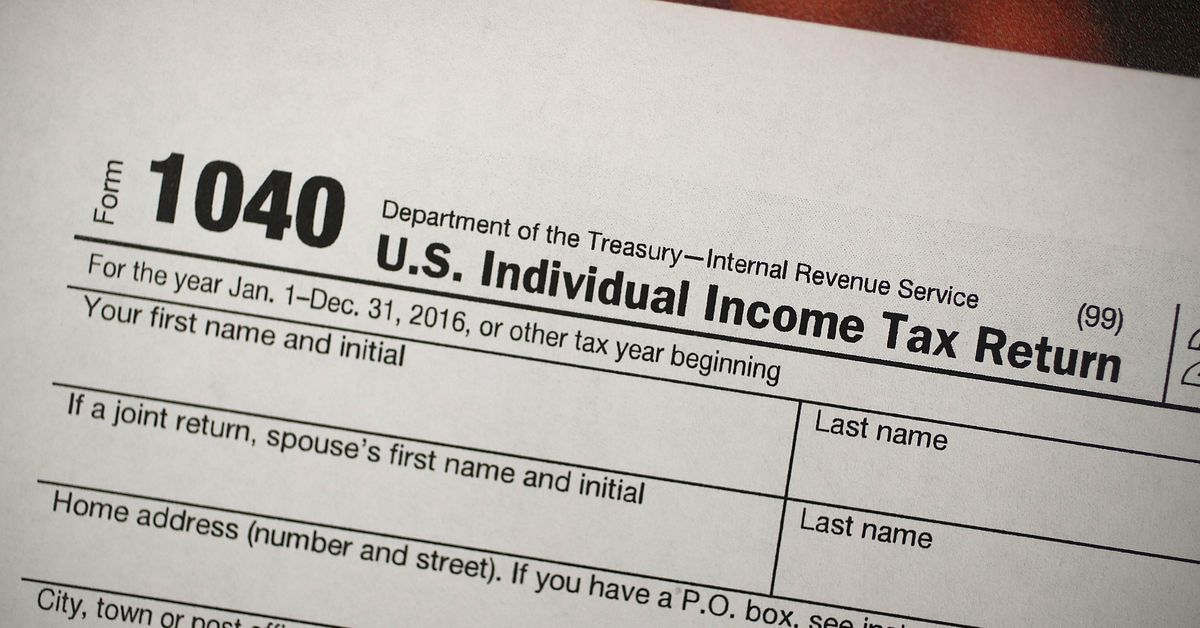 Irs EFiling System Goes Down On Day Of Tax Deadline