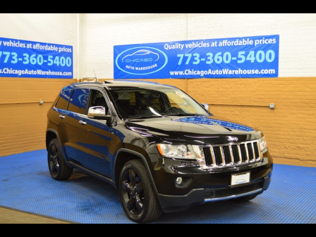 2011 Jeep Grand Cherokee Limited 4wd Only 55k Miles Automatic