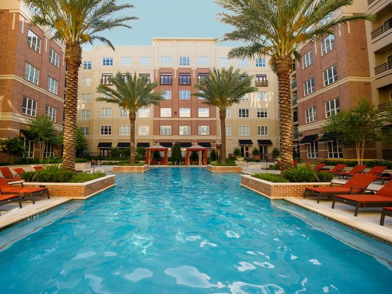 Best Apartments In Houston Four New Rental Complexes Named Tops
