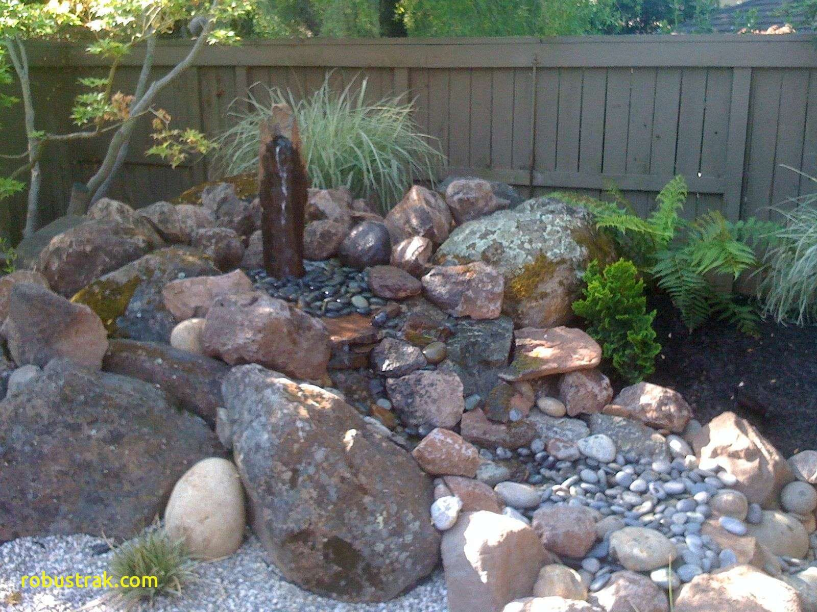 Landscape Garden Rock Garden Border Plants And Rock Garden Plants