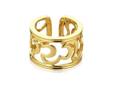 Karine Gold Ring - Marina B