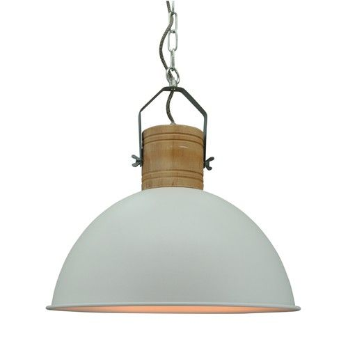 lightco hanglamp bristol offwhite 48 cm loods 5 afdeling verlichting jouw stijl