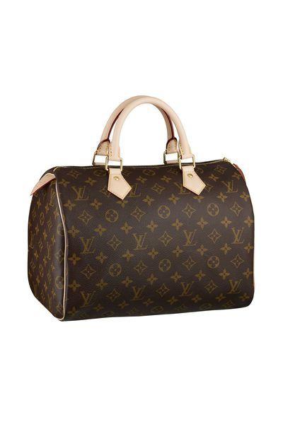 b80cfd2d019 Sac de luxe mythique   Speedy de Louis Vuitton