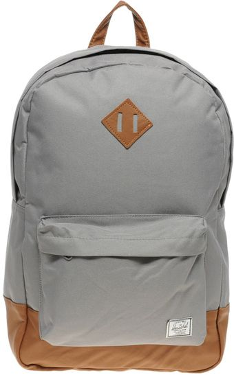I bought this Gray Herschel s Backpack for my best guy friend s birthday! I  remembered he 3dd2ea45f1fa1