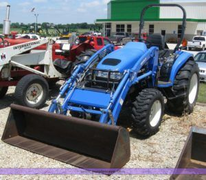 Maintenance , New Holland Tc35d 3 Cylinder Tractor Master
