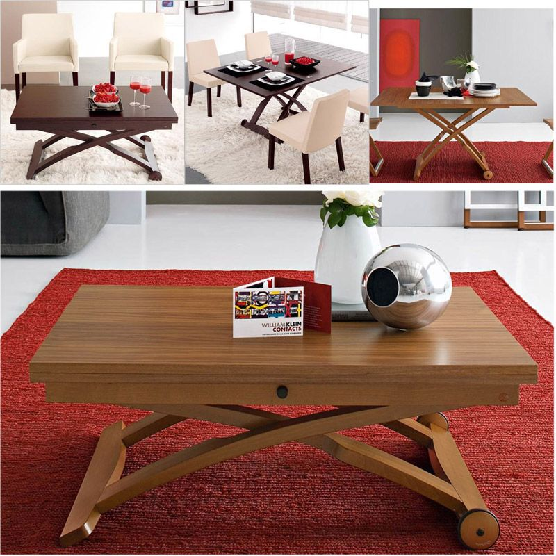 Table Basse Relevable Mascotte Meubles Et Atmosphere Table Basse Relevable Table Basse Table Basse Extensible