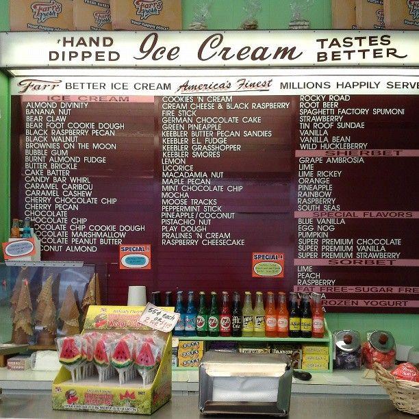 Farr S Ice Cream Counter In Ogden Utah Remax Remaxmetroutah Remaxmetro Ronsnow Food Ogdenutah Ogden Buyahomeinutah Ogden Utah Utah Eats Utah Travel