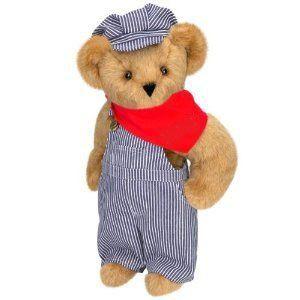 運転士 テディーベア  Train Driver (Engineer) Teddy Bear - 15 inches tall (38.1 cm) 海外からの製品, http://www.amazon.co.jp/dp/B00771C9M2/ref=cm_sw_r_pi_dp_HVMbrb1F42QC7