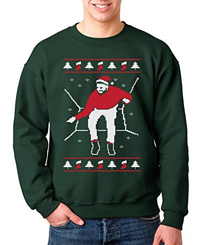 c52d8268a20ea 1-800 Hotline Bling Funny Ugly Christmas Sweater Meme Sweatshirt ...