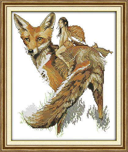 Package Cross-stitch Fishing Gear Counted Cross Stitch 11ct 14ct Cross Stitch Chinese Cross Stitch Kits For Embroidery Home Decor Needlework Wall Art