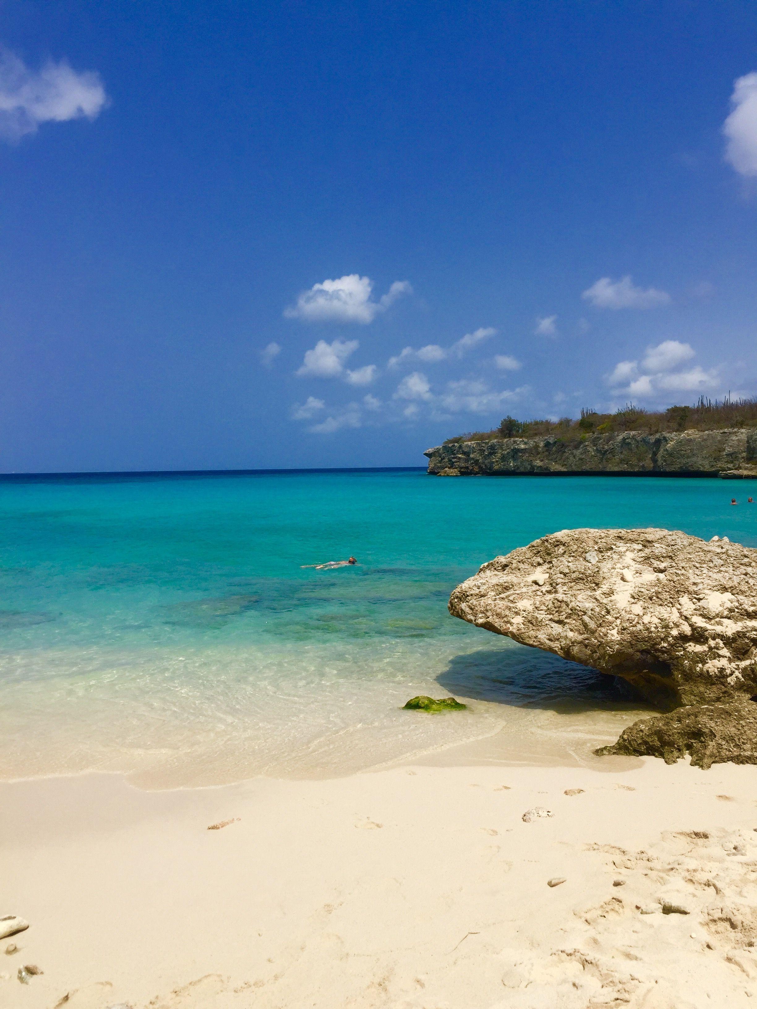 Daaibooi beach - Curacao, afgelopen herfst geweest voor een bruiloft voor een van mijn beste vriendinnen