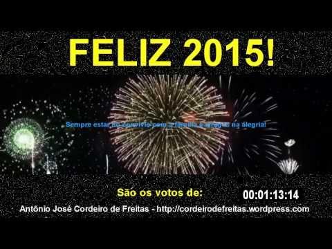 FELIZ ANO NOVO! 2015.   cordeiro de freitas (Antônio José Cordeiro de Freitas)