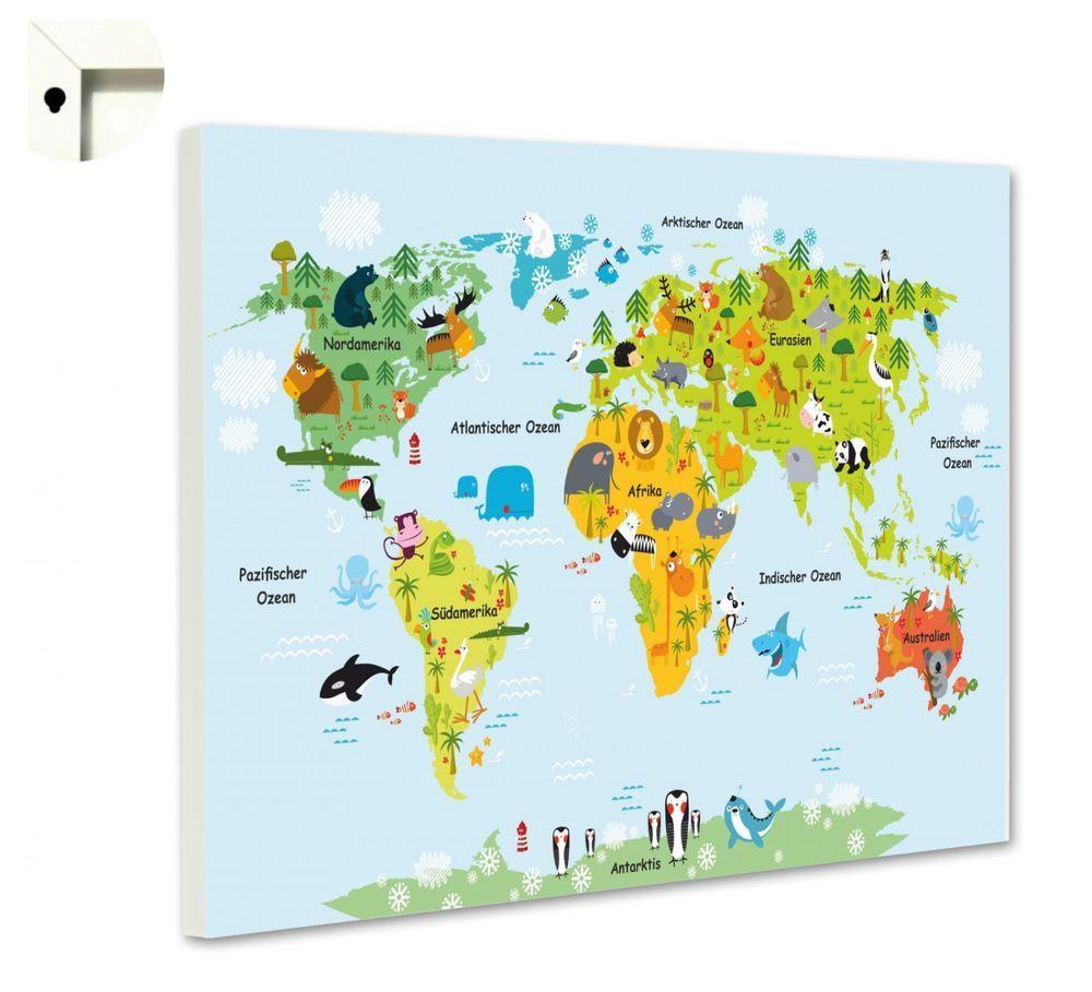 Physische Poster Art Weltkarte Finish Mit Geographische Grosseamp