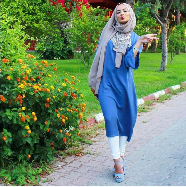 293ed4a0c59 Looks Hijab Modernes