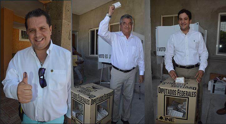 Siguiendo con la fiesta de la democracia Por Armando Rodriguez Piedras Negras, Coah. Desde muy temprana hora se dio la llegada de los candidatos y suplentes a emitir su voto a sus casillas correspondientes, esto con el fin de cumplir con su deber cívico. En punto de las 9:30 horas el primero de cumplir con …