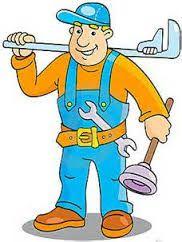 Afbeeldingsresultaat voor loodgieter | Plumber, Vault boy, School clipart