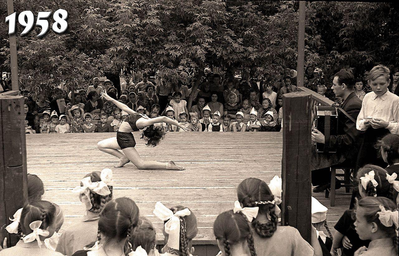Semiotic apocalypse | School talent show. Omsk, USSR, 1958. ...