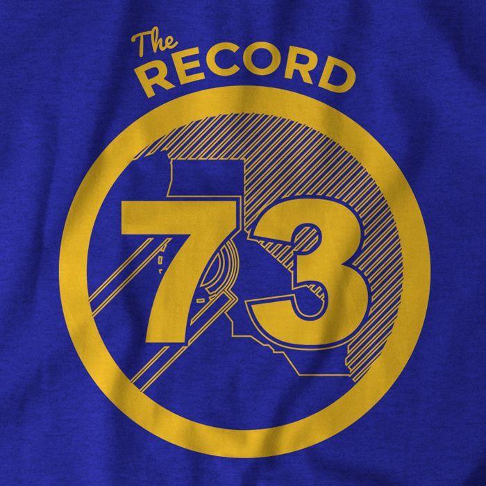 Golden State Warriors | 73 Win Record | Warrior logo, Golden
