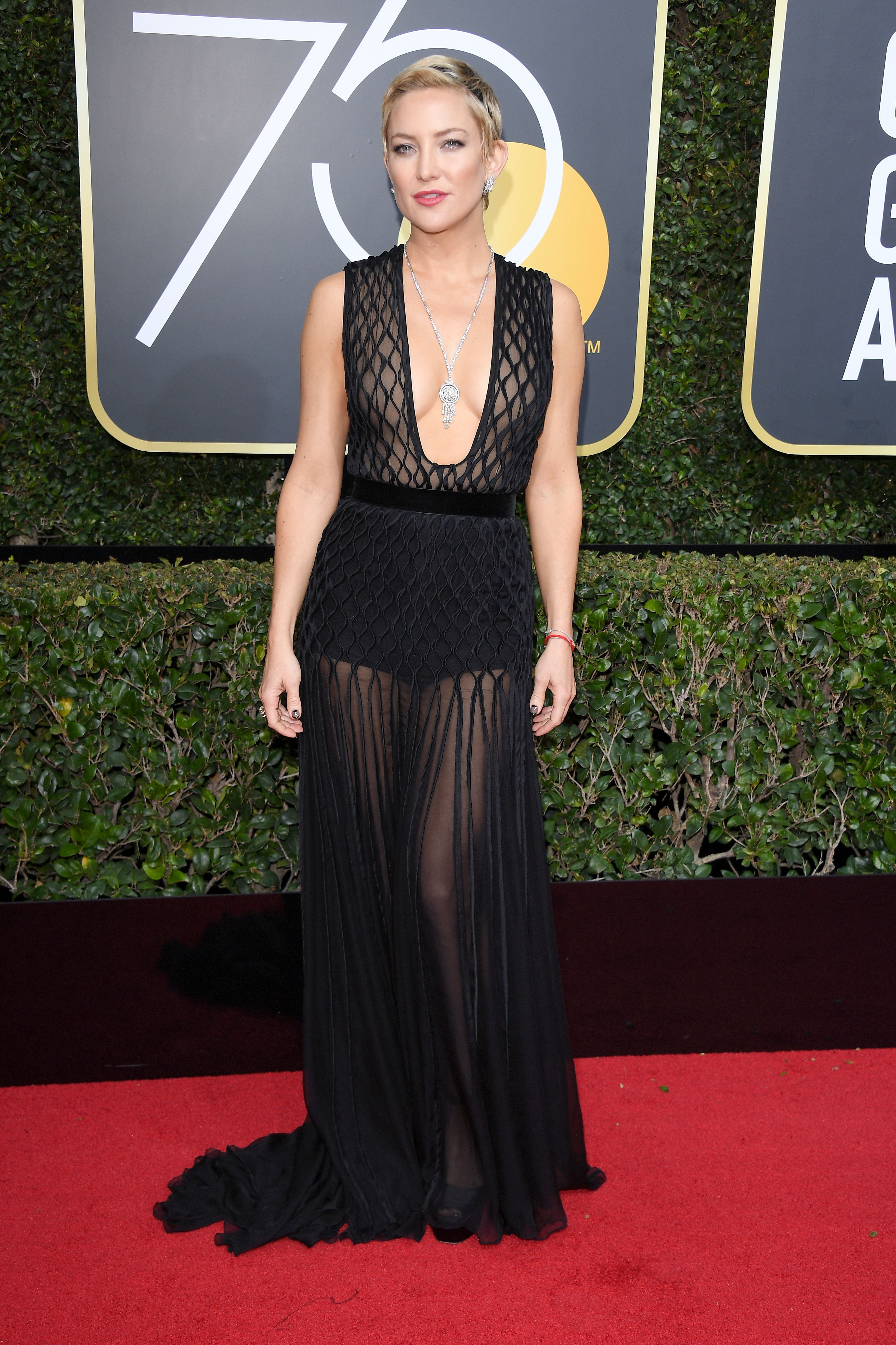 The Golden Globes Weekend Looks You Didn't See