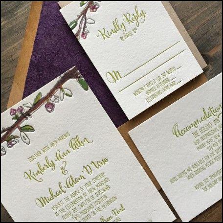 Local Wedding Invitation Vendors