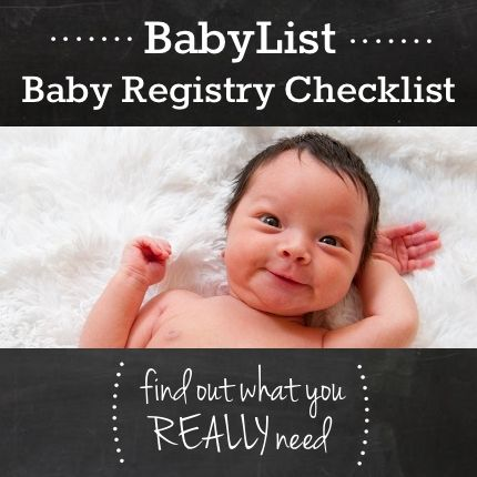 Personalized Baby Registry Checklistvery cool just tried it - baby registry checklist