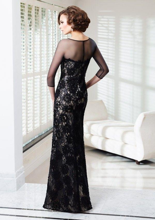 V-neck Layered VM Mori Lee Mother Of The Bride Dress 70806