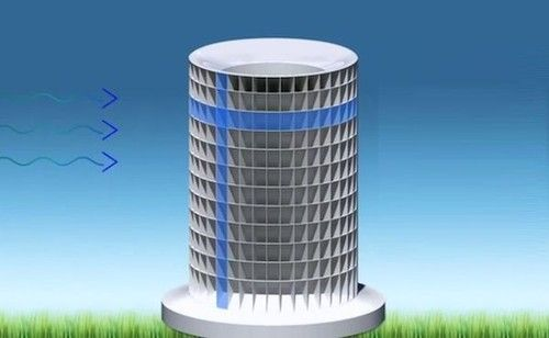 Downdraft Wind And Solar Energy Tower (+VIDEO) | The Future of Energy, Solar Power, Wind Power