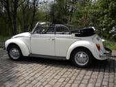 VW Karmann Convertible