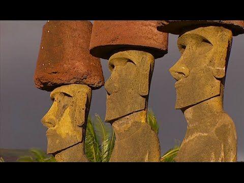 L'Île de Paques - Le mystère du déclin brutal de la civilisation des Rap...