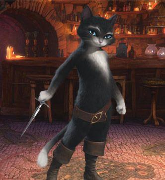 kitty+softpaws | Kitty Softpaws on kuin Saapasjalkakissa, mutta nainen