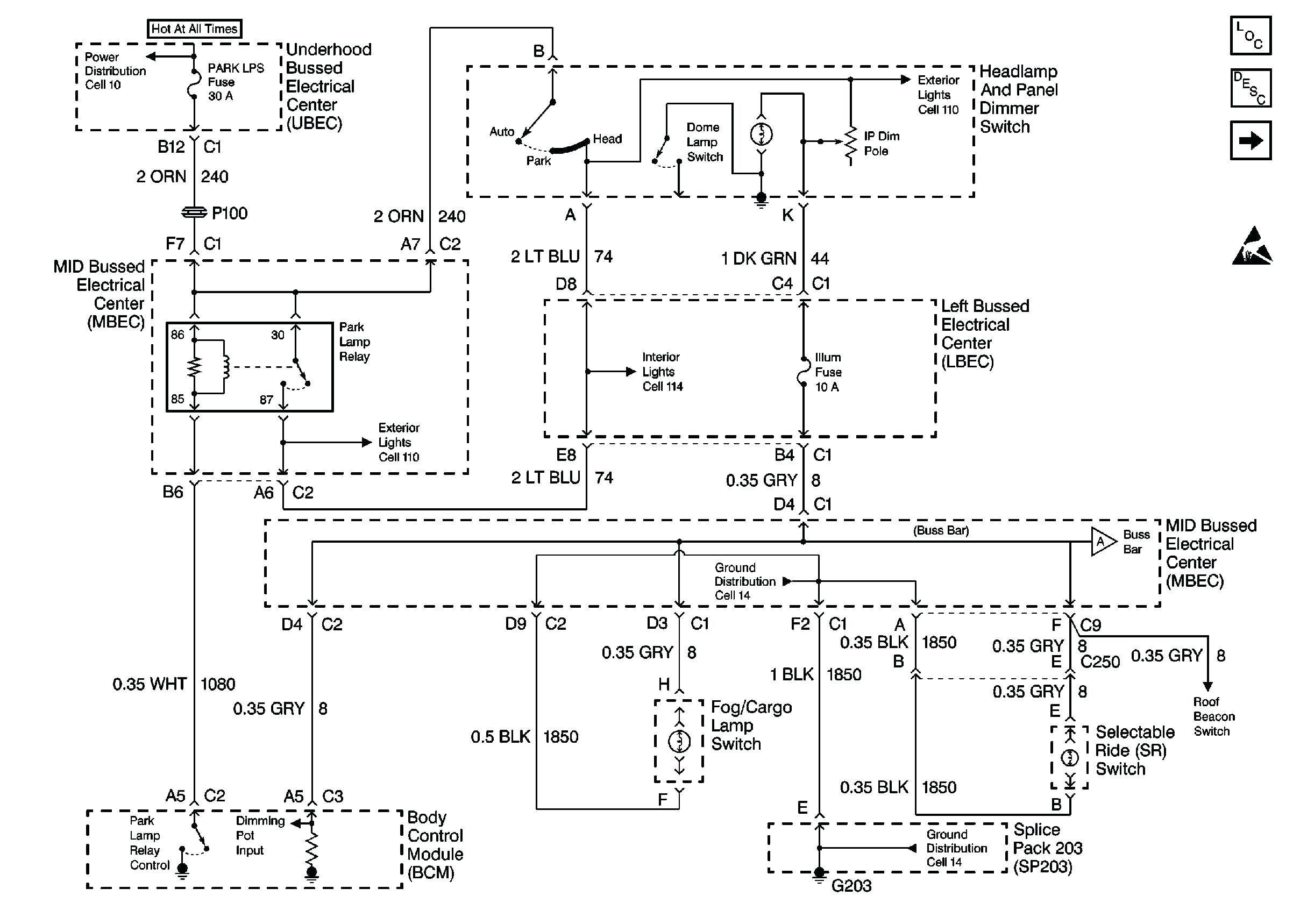 Alternator Circuit Wiring Diagram