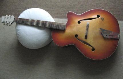 Jazzgitarre FRAMUS Stella? vor 1969 in Bayern - Fürth   Musikinstrumente und Zubehör gebraucht kaufen   eBay Kleinanzeigen