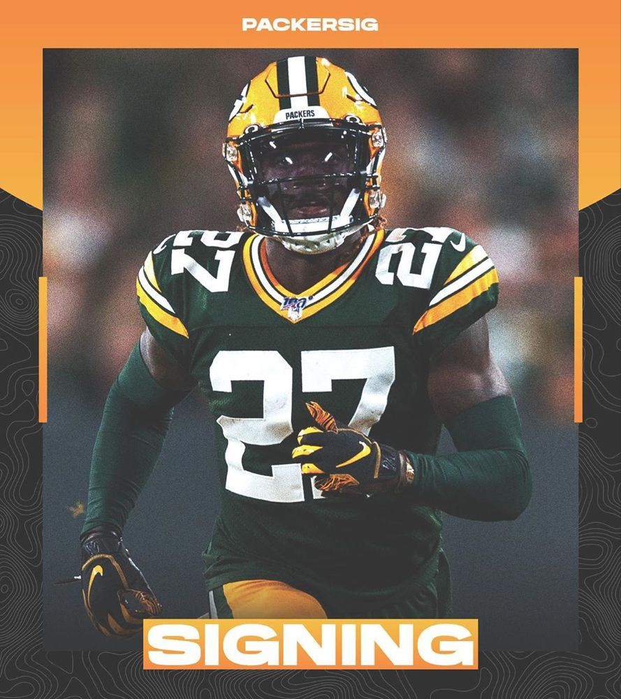 Green Bay Packers On Instagram The Packers Signed Cb Kr Tremon Smith To The Active Roster From The Practice Squad And Green Bay Packers Green Bay Packers