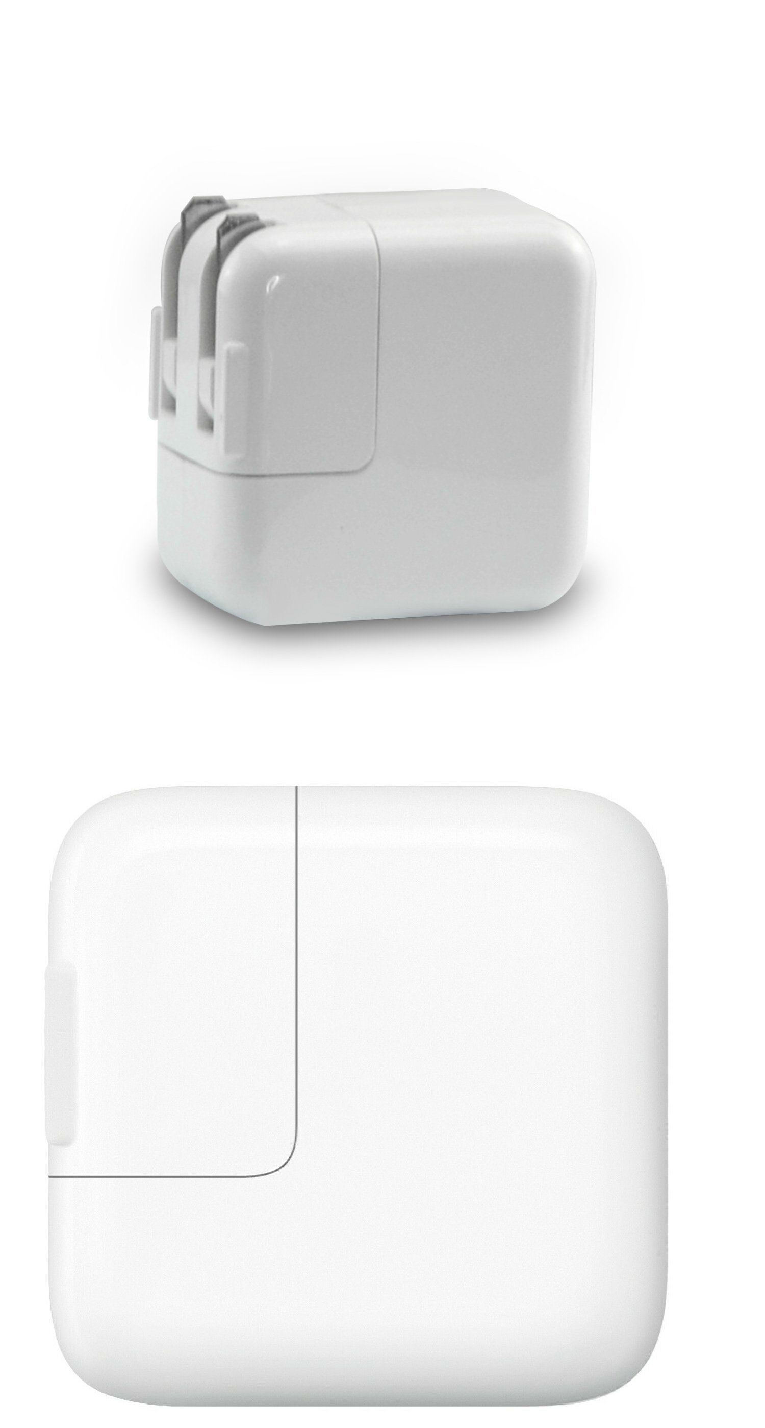 Genuine Apple iPad iPhone 12W USB Power Adapter Wall Charger A1401