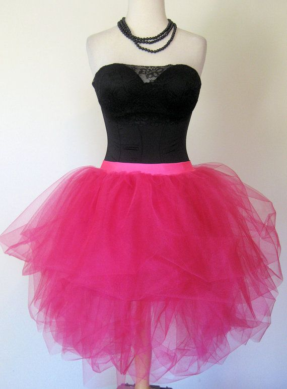 Dz9nr 80s Style Prom Gown Skirt for Teens Women by Dz9nr on Etsy ...