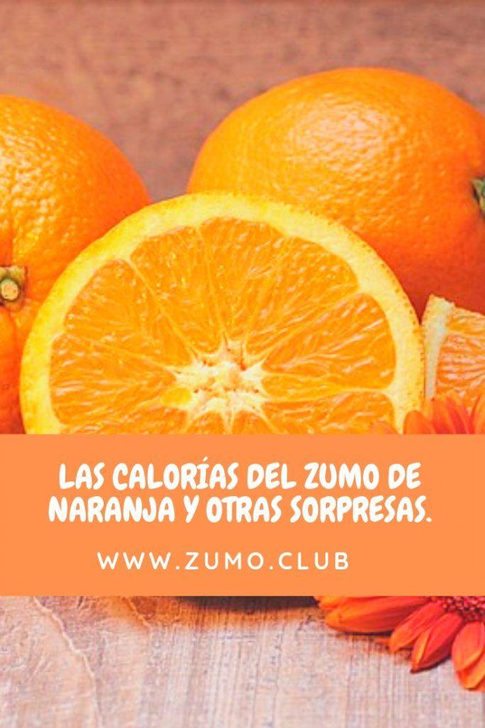 que nutrientes tiene una naranja