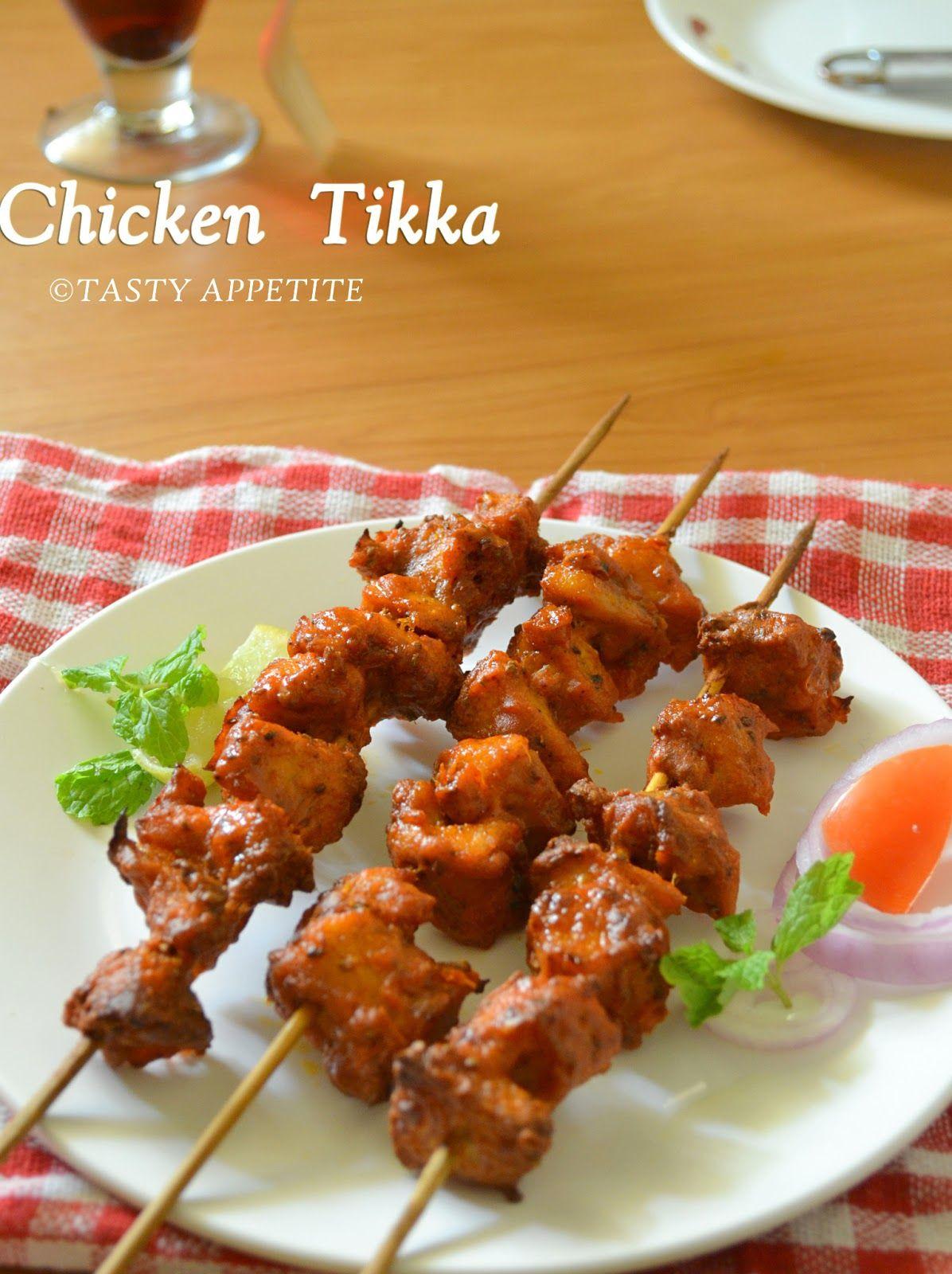 recipe: chicken tikka recipe in hindi [4]