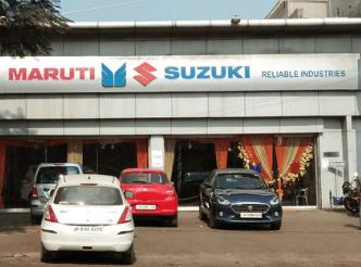 Suzuki Car Dealership >> Reliable Industries Is A Maruti Suzuki Arena Dealer In