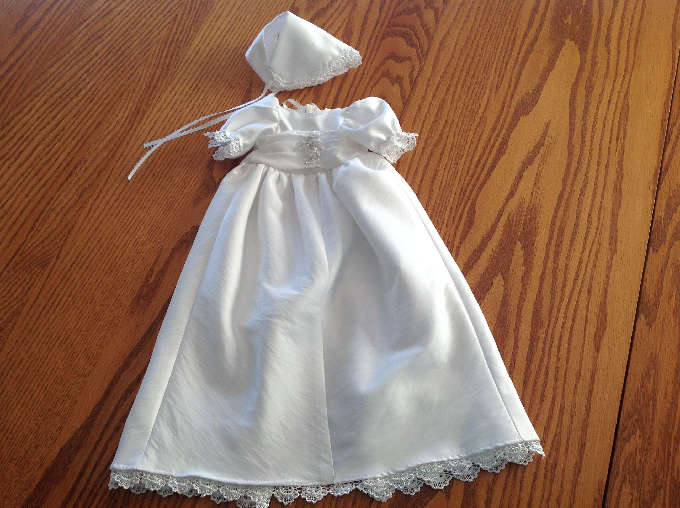 Angel gown created by Debbie Walker | Angel Gowns | Pinterest ...