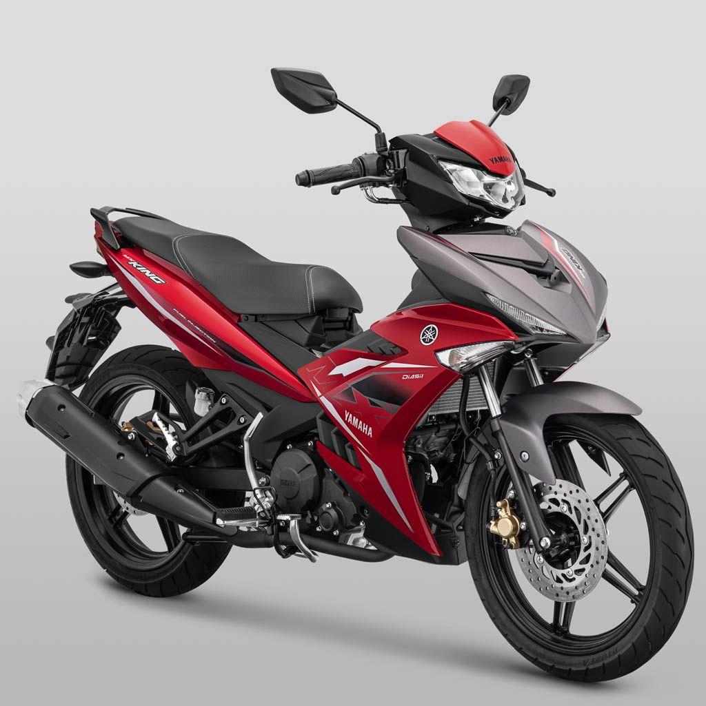 Yamaha Mx King 150 Versi 2020 Makin Keren Dengan Grafis Baru
