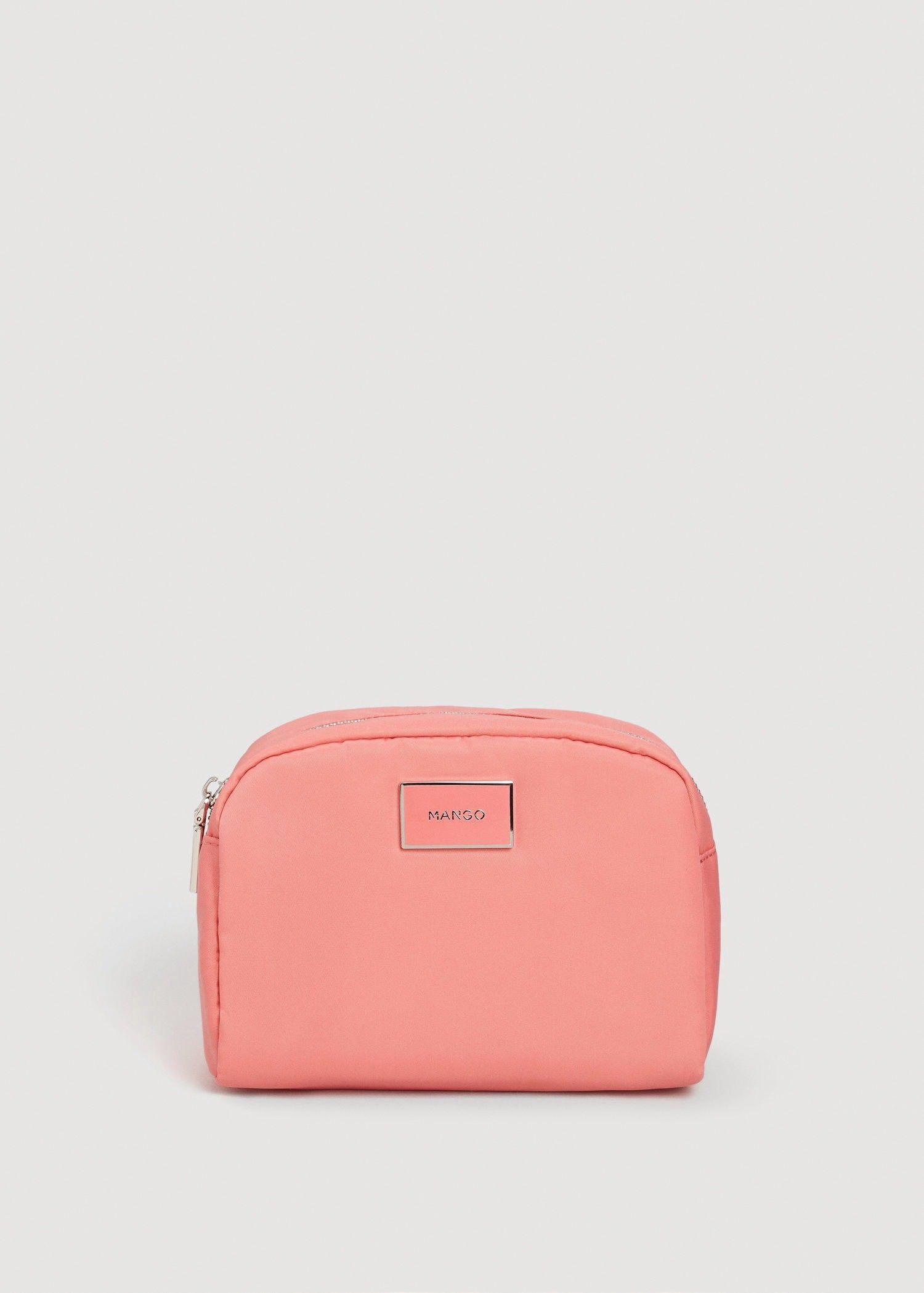 Mango Zipped Cosmetic Bag - Women  ded0988b62b