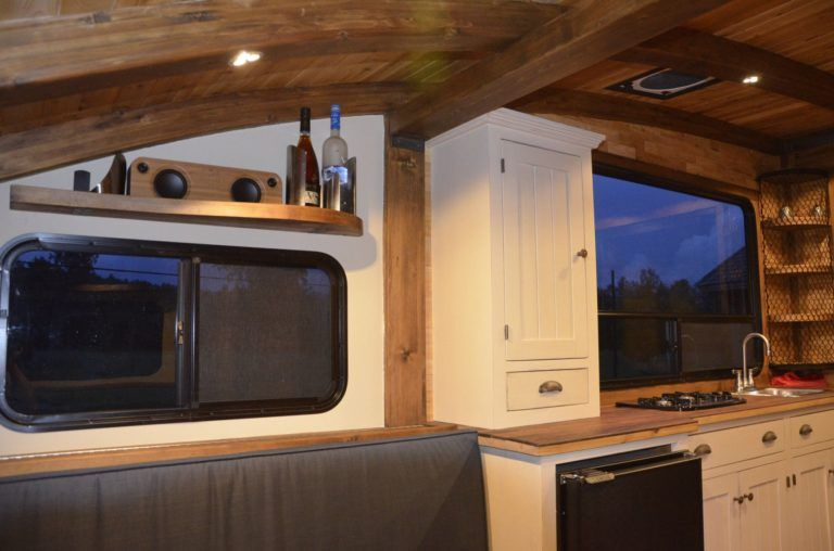 Le Koroc Tiny House Boat The Perfect Floating Tiny Home