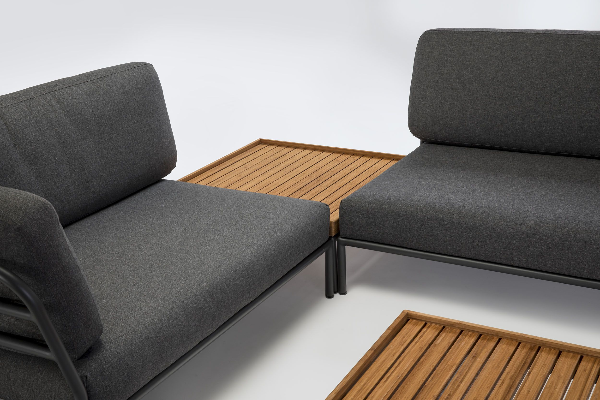 Schlafsofa Dänisches Design Level Outdoor Lounge Modules From Houe Outdoor Outdoor Lounge