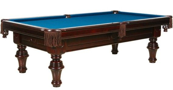 The Beringer Provinciale Slate Pool Table. A Beautifully Designed Pool Table  From Serenityhealth.com