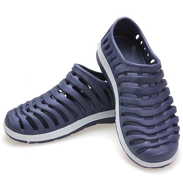 39aa790b8 Mens Coloured Rainbow Beach Shoes Slippers Sandals
