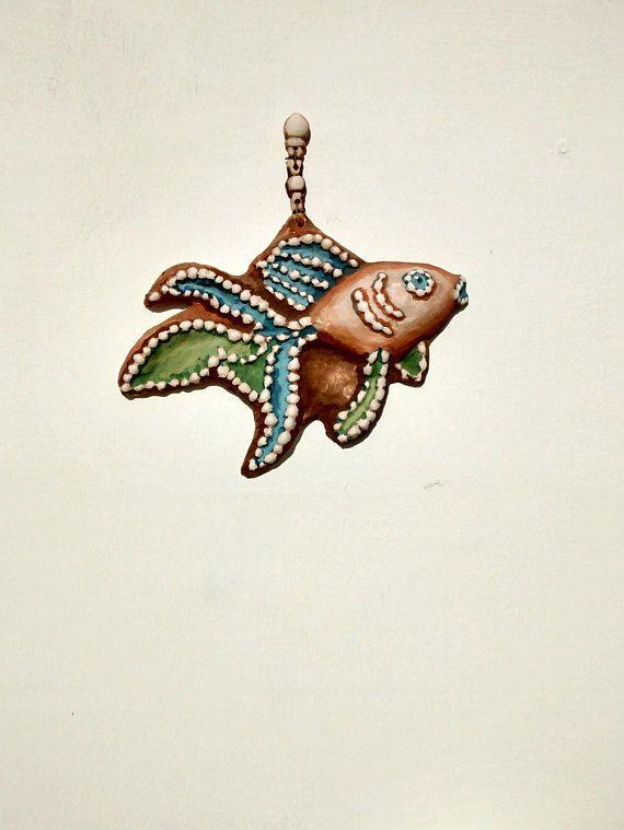 Fish Wall Art, Home Decor, Ceramic fish, wall hangings design, hand ...