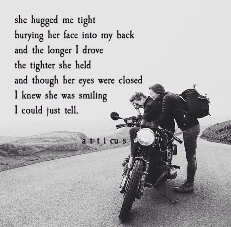 Love U Sugar Bear Motorcycle Quotes Riding Quotes